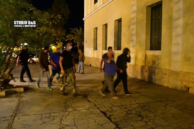 Στην Εισαγγελία Αθηνών ο φάκελος της αρχαιοκαπηλίας στην Επίδαυρο - Εντοπίστηκε πολεμικό υλικό σε οικία κατηγορούμενου