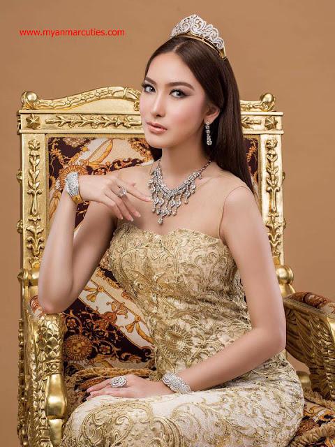 Patricia @ Sue Sha Naing