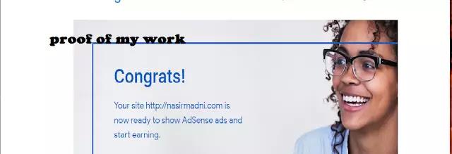 Adsense approval in pakistan