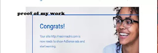 Adsense approval in pakistan