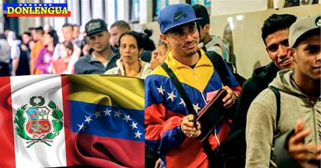 ATENTOS   Venezolanos en Perú tiene hasta el 7 de abril para actualizar datos de migración