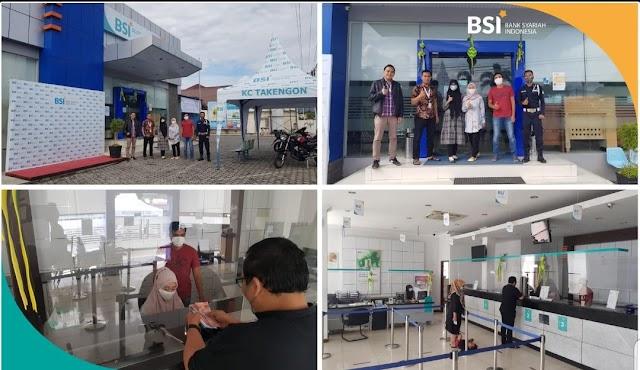 All Out Layani Nasabah Saat Libur Idulfitri, 16 Cabang BSI Aceh Tetap Buka