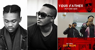 New Video: M.I Abaga feat. Dice Ailes – Your Father