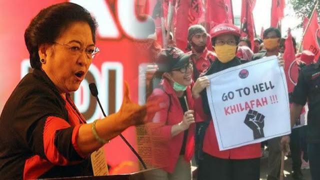 Ketua Umum PDIP Megawati Akhirnya Keluarkan Surat Perintah Usai Bendera PDIP Dibakar: Rapatkan Barisan!