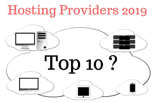 Best Web Hosting Providers For 2019