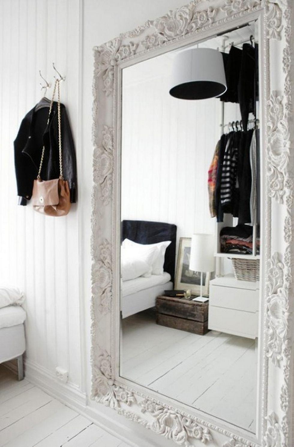 Magnificent Interior Designs with Big, Big Mirrors