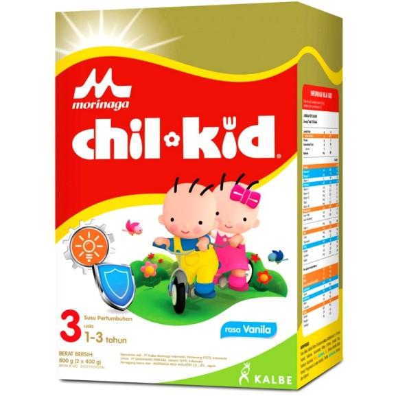 Susu formula Morinaga Chil Kid