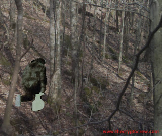 Bigfoot in Carter, KY