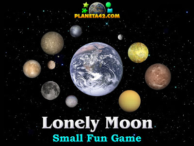 The Lonely Moon Fun Game