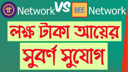 Bee Network VS Pi Network EARNING