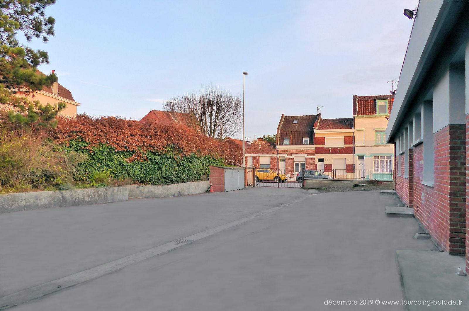 Espace Santé du Brun Pain - Parking réservé