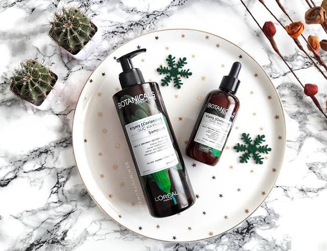 Botanicals Fresh care Kişniş Güç Kaynağı şampuan