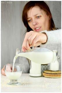 arroz con leche- cómo preparar leche de arroz en casa- Leche de arroz