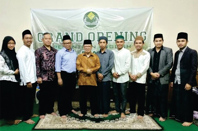 Pendaftaran Santri Baru Pondok Pesantren Trenlish Alfatih Yogyakarta 2019