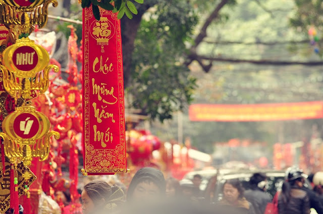 The 5 Best Things To Do In Vietnam During Tet Holiday On A Backpacker's Budget