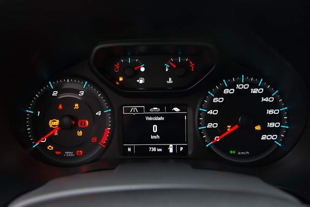 Chevrolet S-10 2019