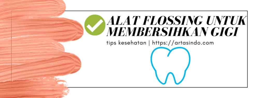 alat dental floss