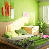 Wow Green Modern House Es…