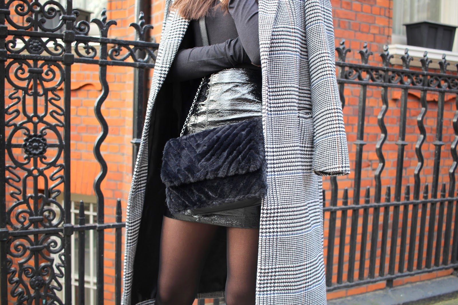 peexo style blogger london going out