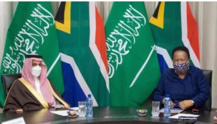تعاون مشترك سعودي جنوب افريقي في محادثات وزيري الخارجية