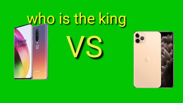 iPhone 11 Pro Max and OnePlus 8 Pro which one is the king?