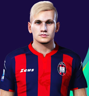 PES 2021 Faces Denis Drăguș by Rachmad ABs