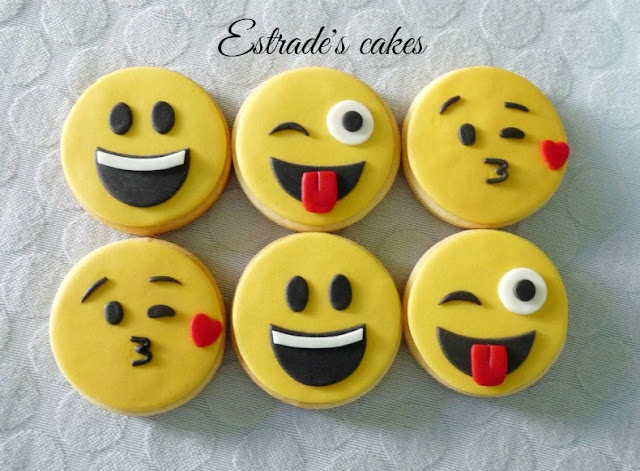 galletas de emoticonos 1
