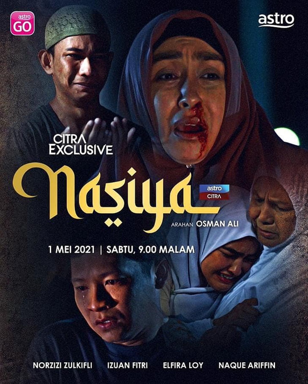 Telemovie Nasiya Citra Exclusive