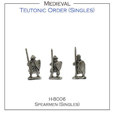 H-8006 Teutonic Spearmen