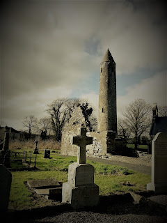 Timahoe Round Tower