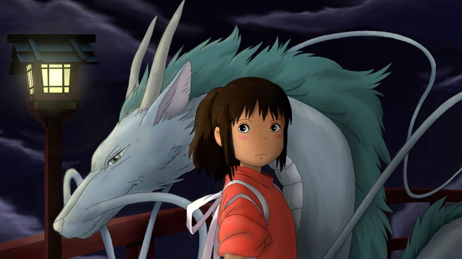 My top 10 favorite anime movies