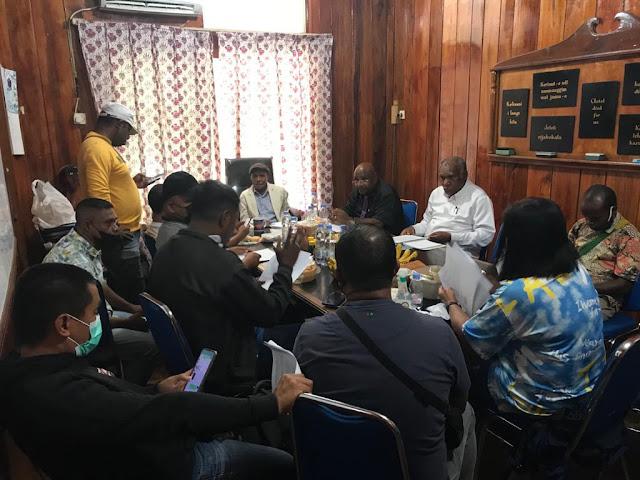 Dewan Gereja Papua mendukung ULMWP diterima sebagai anggota penuh MSG