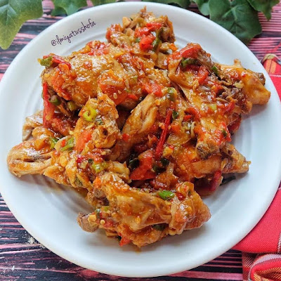 Olahan Ayam - Ayam Asam Pedas