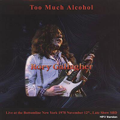 T U B E Rory Gallagher 1978 12 11 New York Ny Sbd