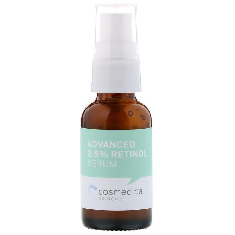 Cosmedica Skincare, Улучшенная сыворотка с 2,5% ретинолом, 30 мл (1 унция)