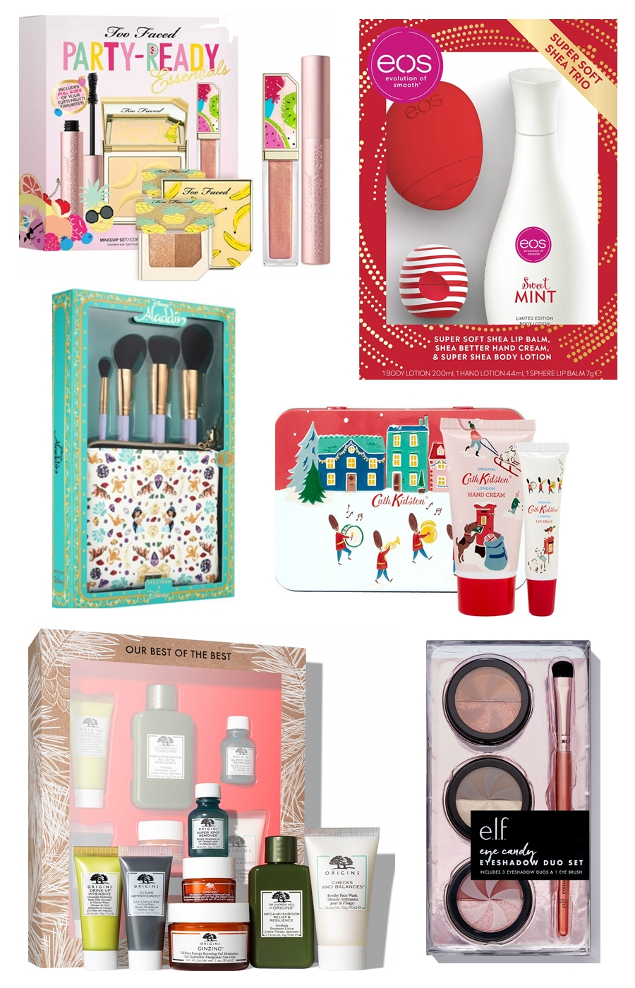 Treat Yourself With These Incredible Value Beauty Gifts for Christmas 2019
