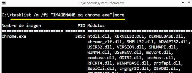 Windows: Saber que DLL utiliza un programa