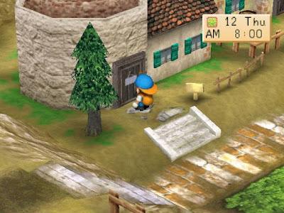 Semua Tentang Tools (Peralatan) di Harvest Moon: Back to Nature