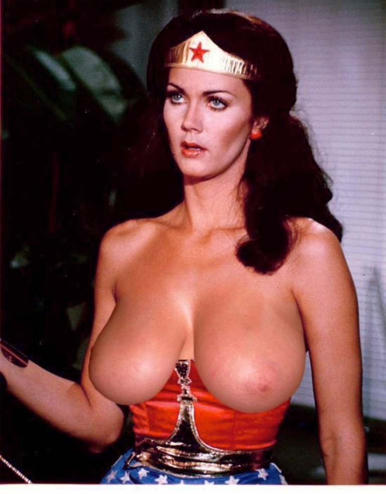 linda carter topless