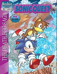 Sonic Quest - The Death Egg Saga