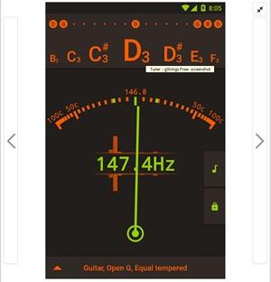 Aplikasi Stem Gitar Untuk HP Smartphone Gratis & Terbaik
