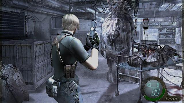 Imagem do Resident Evil 4