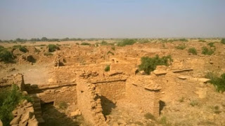 kuldhara the abounded Village