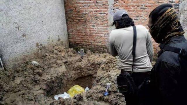 Kasus Suami Sekap & Siksa Istri yang Tak Bisa Masak, Ada Kuburan di Rumahnya, Diduga Korban Pertama?