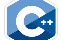 Pemrograman C++ : Looping/Perulangan While