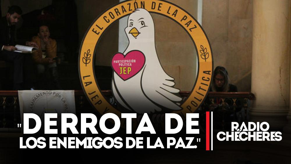 Vuelven 16 curules de Paz para víctimas del conflicto. Chocó, Cauca, Nariño, Catatumbo, Guaviare, Urabá...