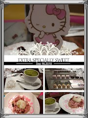 A Thrill of Wonder at Hello Kitty Cafe!