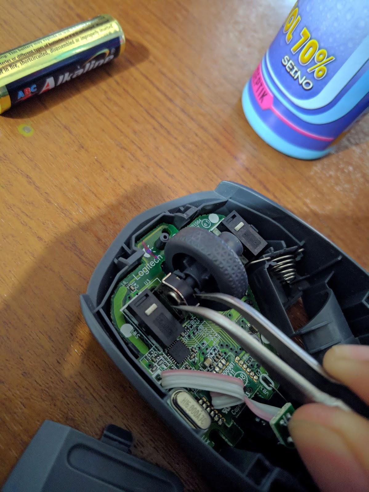 Cara Memperbaiki Mouse Yang Rusak : memperbaiki, mouse, rusak, Memperbaiki, Scroll, Mouse, Error, Berhasil!