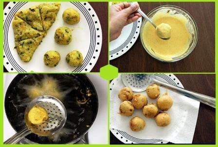 how to make batata vada in hindi