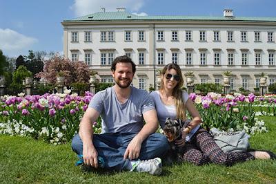 Palácio de Mirabell Salzburg, Áustria